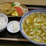 2276117 - コロッケ定食