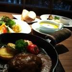 ウッチーノ食堂 - 料理写真: