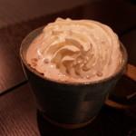 マーマレードカフェ - 冷めて残念なカプチーノww