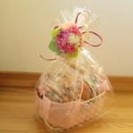 シェリー洋菓子店 - クッキー詰合せ3500円 すごく可愛いラッピング