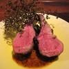 サンシビリテ - 料理写真:仔羊背肉のロースト