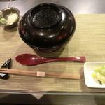藤乃 - 河内鴨の親子丼