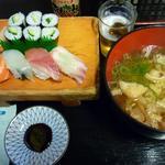 味自慢 四季 - 寿司ランチ・600円