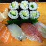 味自慢 四季 - お寿司