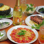 Shirogane-Table - 飲放題付きのパーティーコースのご予約も承っております