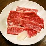 炭火焼肉ぎゅうぎゅう - カルビ