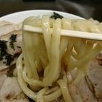 22766772 - うどん並みの太麺