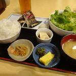 のりたけ - 焼き魚定食