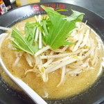 らーめん処麺道蘭 - 料理写真:濃厚極味噌らーめん