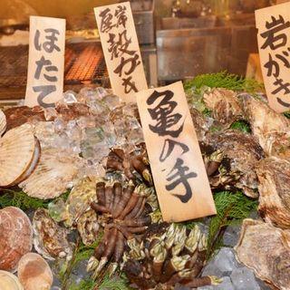 貝が食べたい時は!