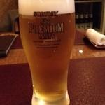 アジアンタワン - 生ビール