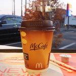 マクドナルド - ドリンク写真:プレミアムコーヒー Lサイズ