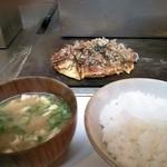 亀ヤ - お好み定食¥650