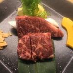 祇をん焼肉 茂  - 熟成ロース