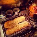 BUENO - 自家製ソーダブレッド 煮込みには、ソースを吸うので良く合うパン!