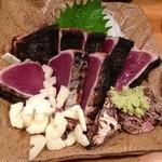 黒尊 - 鰹の塩タタキ(2人前)