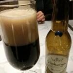 マル イ ティエラ - 瓶が可愛い〜黒ビール