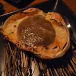 和食個室×とろろしゃぶしゃぶ にっぽん市 - カニ味噌グラタン(580円)