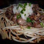 和食個室×とろろしゃぶしゃぶ にっぽん市 - 厚切りトロタンステーキ(780円)