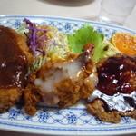 レストラン 野咲 - スペシャルランチ