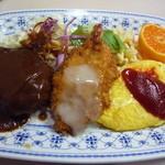 レストラン 野咲 - 特製ランチ
