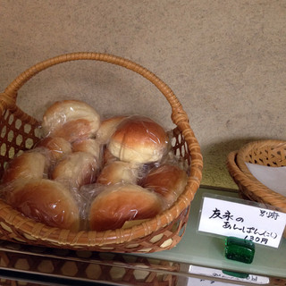 Nicol - 友永パン屋のあんぱん