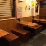 ごっつぉう - テーブル席その2
