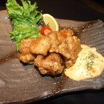 ひな鶏唐揚 新次郎 - チキン南蛮 680円