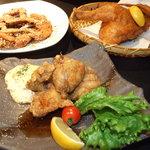 ひな鶏唐揚 新次郎 - チキン南蛮・ひな鶏唐揚