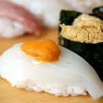 八田寿司 - いかー