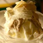 ぴーぷる・ぴーぷ - クリームチーズのパフェ