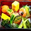 旬菜料理 苧麻 - 料理写真:お昼のコースの一部、八寸盛り合わせです。