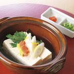素材屋 - ≪旬の美味≫湯豆腐 一人前399円