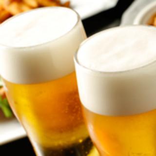 【夜景を眺めながら楽しむ】ビールが美味しい季節になりました!