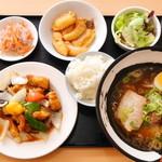 味美 - ◆日替わりランチ「650円」♪夜もランチメニューが食べることができます♪夜は+200円です♪