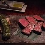 シノワ - 山形牛40日熟成