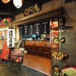 """逢阪にこにこ庵 - """"逢阪にこにこ庵""""はコチラです♪昭和レトロな雰囲気がいい感じ、、、"""