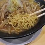 東座 - 麺 アップ