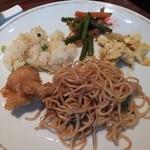 楓林 - 主菜類、麺飯類