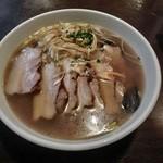 22797441 - 2013/11ネギチャーシュー麺