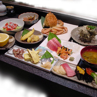 絶品のお寿司をご用意しております。