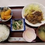 立ち呑み処えっちゃん - 日替り定食650円
