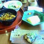 228068 - あつあつの出汁巻き卵鰆西京焼き