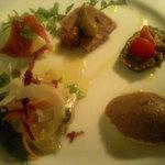 棕櫚  - 前菜5種