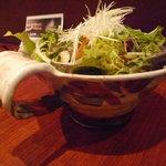 なか田 - ☆なか田の軽いサラダ仕立て☆