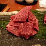 なか田 - ☆フィレ肉200gの山盛り(笑)☆