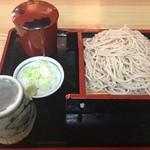 更科 - 大盛り620円