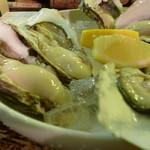 かき小屋ランドリー - なまら旨い牡蠣