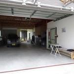 嘉瀬のラーメン家 - 右の引き戸が入り口