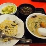 中国料理 華北飯店 - 料理写真:熊本セット